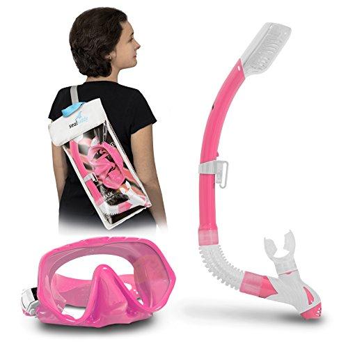 Sealbuddy Maui Frameless Snorkel Travel product image