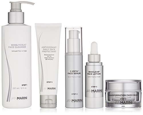Vitamin E Skin Care Starter Kit - Jan Marini Skin Research Skin Care Management System - Normal/Combination