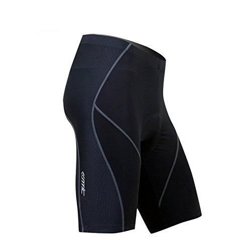 Santic Men's Cycling Shorts Biking Bicycle Bike Pants Half Pants 3D Coolmax Padded Bike Shorts