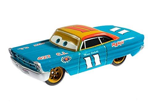 Disney/Pixar Cars Diecast Mario Andretti Vehicle