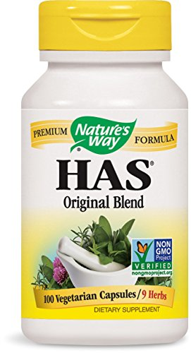 Nature's Way HAS Original Formula, 100 Capsule