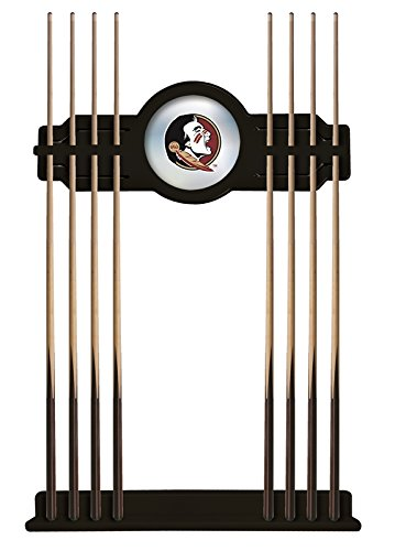 Holland Bar Stool Co. Florida State (Head) Cue Rack in Black Finish