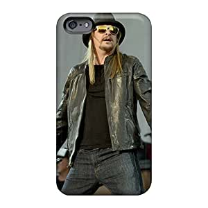 Protector Hard Cell-phone Cases For Iphone 6 (gUN8081MgBY) Customized Fashion Kid Rock Band Pictures