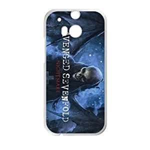 meilinF000Aventure In Hell Cell Phone Case for HTC One M8meilinF000