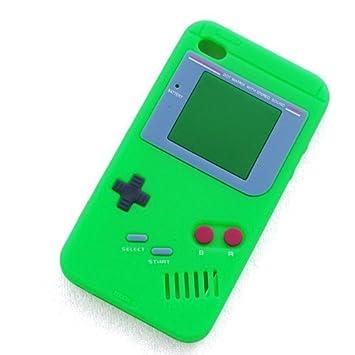 shopmallhk - Carcasa de silicona para iPod Touch 4, diseño ...