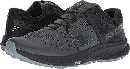 Salomon Men's Ultra PRO Trail Running Shoe, Urban Chic/Phantom/Lead, 13