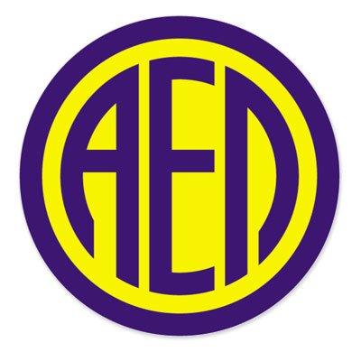 Ael limassol cyprus football soccer futbol car sticker 4