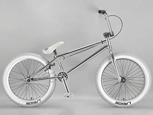 "Mafiabikes Madmain 20"" Chrome Harry Main BMX Bike | The Bikes Store"
