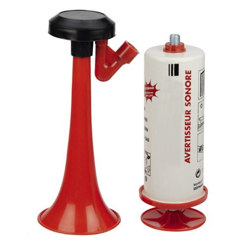Arcoll - Sirena de aire comprimido, no emite gases: Amazon ...