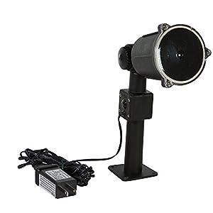 "Kurt Adler BM9162 14"" Batman Bat Signal Projector"