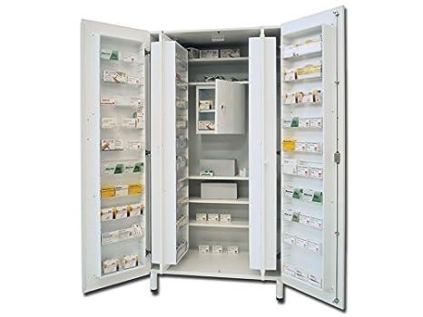 Armadio Farmaci Con Tesoretto.Armadietto Porta Farmaci Con Tesoretto Per Stupefacenti E 5