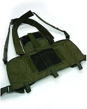 Réseau écharpe Woodland Tactical Sniper Airsoft Paintball halsschutz Pistole
