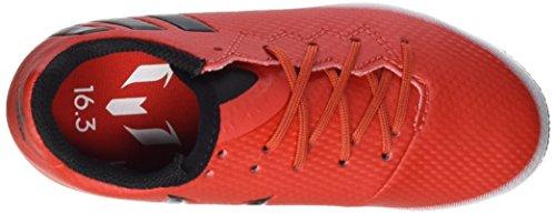 adidas Unisex-Kinder Messi 16.3 Fg Fußballschuhe Rot (Red/Core Black/Ftwr White)