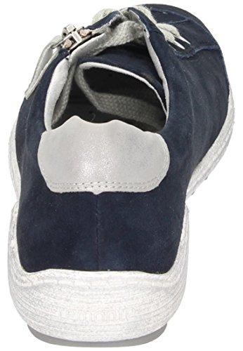 Remonte Scarpe Basse Nei Formati Oltre Blu R1402-14 Scarpe Grandi Signore Blu
