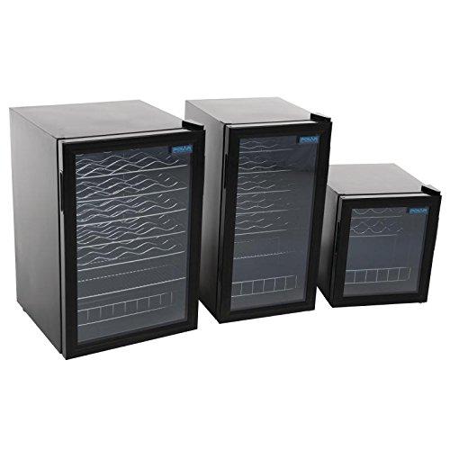 m/áximo 11 botellas Refrigerador polar para vino, 510/x 430/x 480/mm.