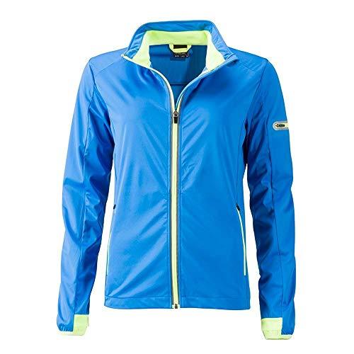 Fuerte Deportiva Chaqueta amarillo Para James Nicholson Softshell Fuerte And Mujer Azul W4Z8FFqwx7