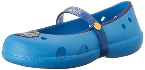 Crocs Keeley Disney Princess K Mary Jane Flat (Toddler/Little Kid)