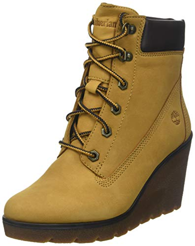 Bottes Yellow Luxe Classiques Timberland Height Paris Jaune Elko Spruce 763 Femme wz0OE0tq