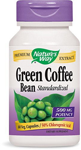 Natures Way Coffee Extract Capsules