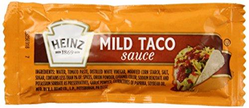 Heinz Mild Taco Sauce, 200 Count