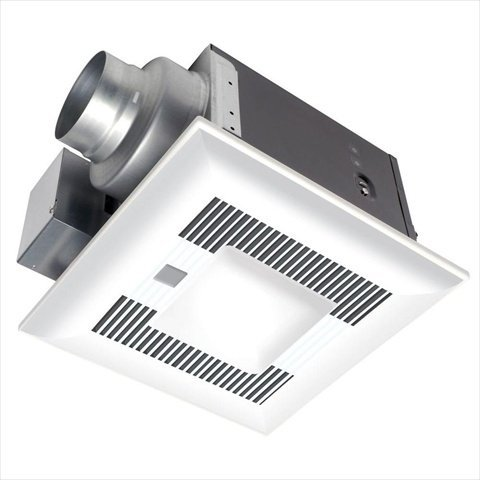 WhisperSense-110-CFM-Ceiling-Mounted-Ventilation-Fan-with-Dual-and-Humidity-Sensor-Technology