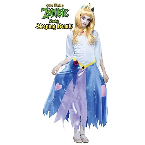 Once  (Zombie Princess Costume For Girls)