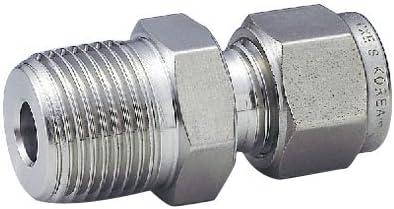 ハイロック社 ハイロック チューブ継手 コネクタ チューブ外径 15 ネジR(PT)1/2 CMC15M-8R
