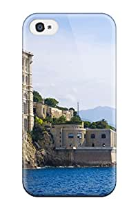 New Arrival Case Specially Design For Iphone 4/4s (oceanographic Museum Off Monaco)