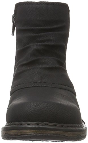 Rieker Women's Z9993 Ankle Boots Black (Schwarz/00) cheap Inexpensive cheap price cost outlet fashionable p3Px8hPu