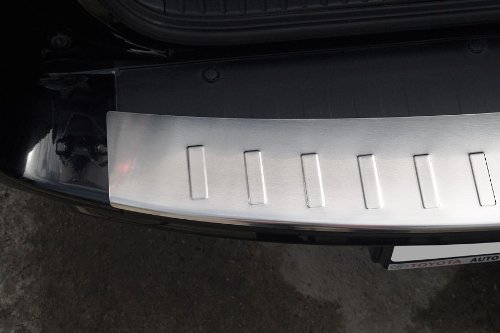 tuning-art 806 Protection de seuil de Coffre de Chargement en Acier