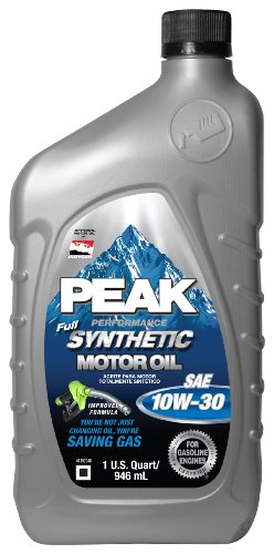 10w30 full synthetic oil - 9