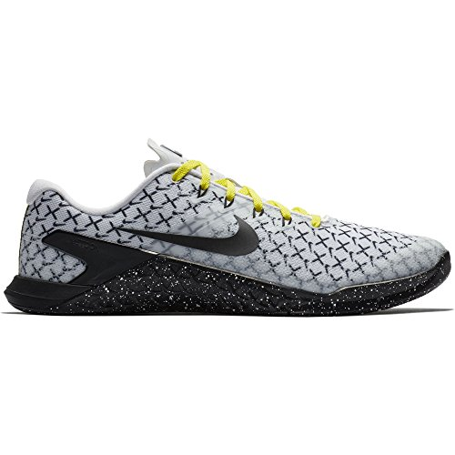Homme 4 Metcon Cross Black White Nike Chaussures Dynamic Yellow 107 de Multicolore dXHwTq5T