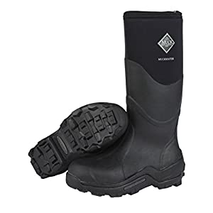 Muckmaster Commercial Grade Rubber Work Boots