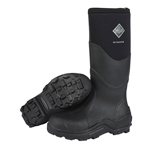 Brown Boots Rain Rubber (Muckmaster Commercial Grade Rubber Work Boots)
