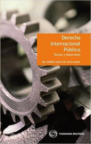 Derecho Internacional Público (Textos y Materiales): Amazon.es: Paz Andrés Sáenz de Santa María: Libros