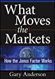 What Moves the Markets : How the Janus Factor Works, Anderson, Gary, 159280408X