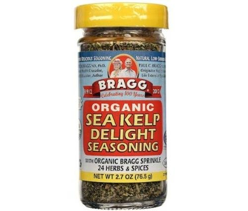 Bragg Organic Delight Seasoning Ounce