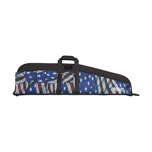Allen Victory Tactical Single Rifle Case, 42, Americanflag Finish, Endura Fabric