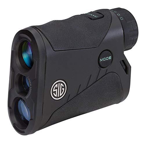SIG Sauer Kilo850 4x20mm Laser Rangefinder, Black (Renewed)