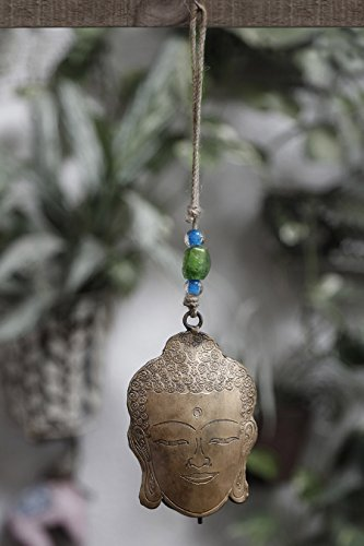 Mother's Day Gift Bell Bohemian Style Buddha Bells Meditation Window Wall Tree...