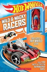 Hot Wheels Wild & Wacky Racers