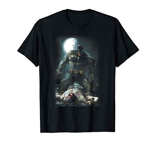 Batman Womens Shirt (Batman Mudhole T Shirt)