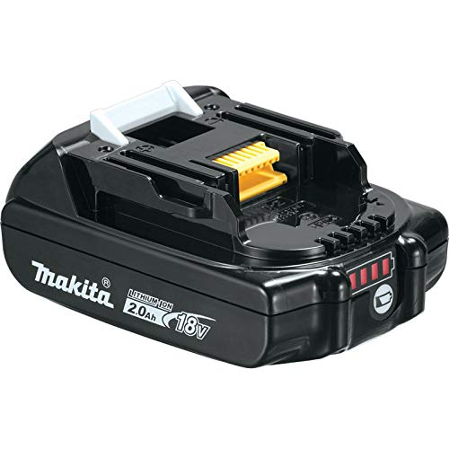 Makita 1 2 18V Compact Lithium-Ion Cordless Driver-Drill Kit, XFD10R, Lot of 1