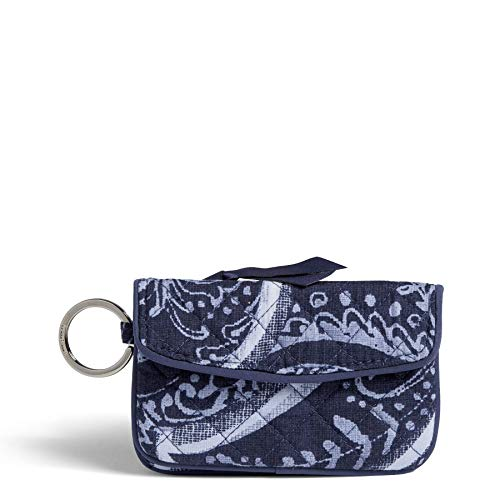 Vera Bradley Iconic Jen Zip ID, Signature Cotton, Indio ()