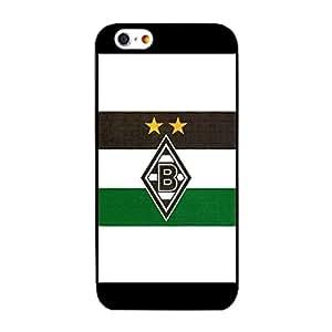 Borussia Monchengladbach Logo Phone Case Snap on Iphone 6/6s 4.7 (Inch) Simple Creative Bundesliga Team Mark Cover Shell