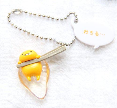 Gudetama The lazy Egg Danglers keychains charm Hanger : #3