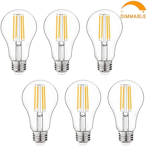 Dimmable Equivalent Filament Edison Vintage product image