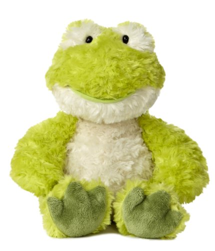 Aurora World Tubbie Wubbies Frascatti Frog Plush, 12