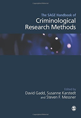 The SAGE Handbook of Criminological Research Methods