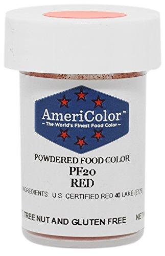 Amazon.com: Americolor Powder Food Color, 3gm, Blue: Kitchen & Dining